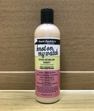 AUNT'S JACKIE'S INSTANT DETANGLING THERAPY - 355ml